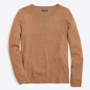 JCrew Cotton-wool Teddie sweater